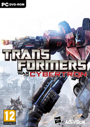มาแล้ว TRANSFORMERS : WAR FOR CYBERTRON [PC]