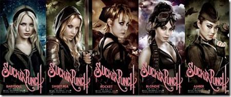 Trailer ภาพยนตร์ Sucker Punch ตัวใหม่เอาใจคนชอบหนังแนวแฟนตาซี