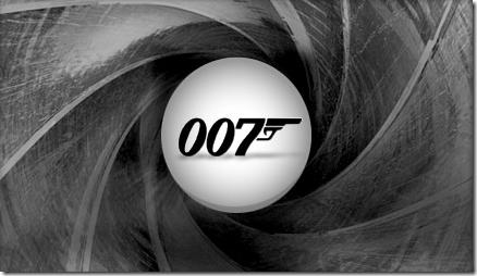 ภาพยนตร์ James Bond 007 ภาคที่ 23 จะออกในปี 2012
