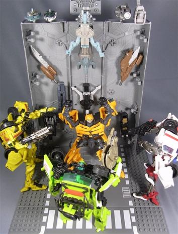 ข่าวสั้น TF – Transformers DOTM ได้เรท PG-13 และของเล่น TF3 เริ่มวางจำหน่ายแล้ว