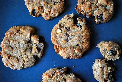 Delicious Eggless Peanut Butter Chocolate Chunk Cookies