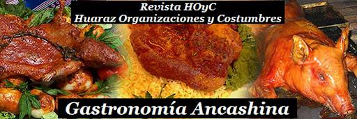 Gastronomía Ancashina