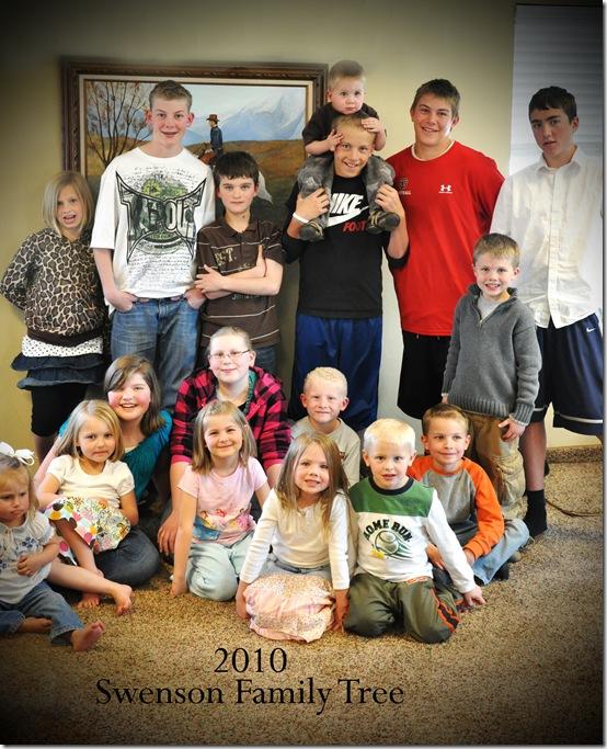 Swenson Family Tree
