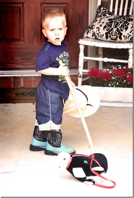 Isaac Cowboy