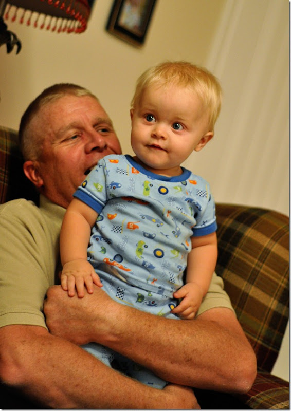 Papa and Luke