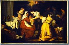 Karel Škréta, olej na plátně