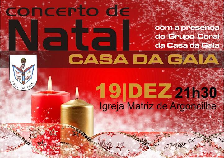 Concerto de Natal cdg 2009