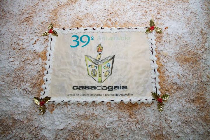 39º Aniversário da Casa da Gaia