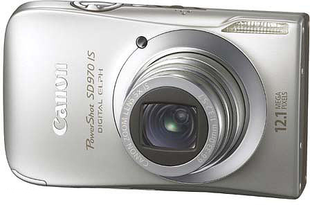 Canon SD970 IS