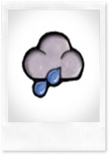rain symbol