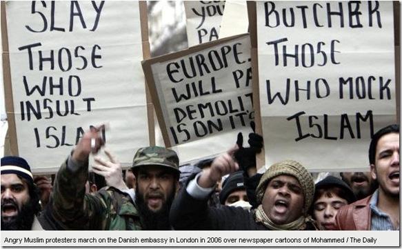 Copy of 21 3 2010 95,000 descendants of Mohammed to sue over 'blasphemous' cartoons