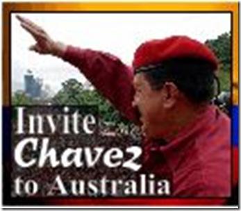 Dear President Chávez,