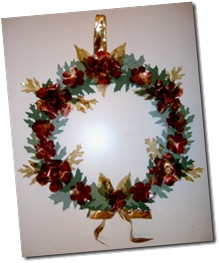 Sarah's wreath