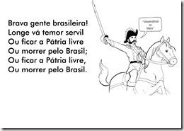 2_ Brava gente brasileira Longe vá temor