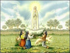 aparição de nossa senhora aos 3 pastorinhos fatima