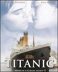 Titanic beijo