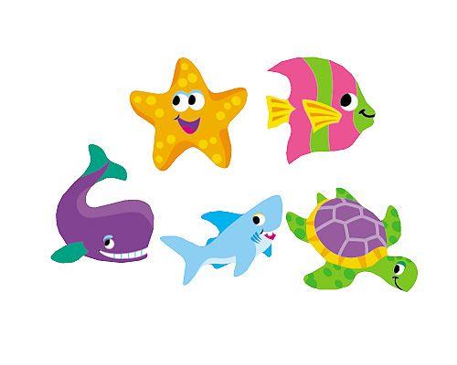 Dibujos infantiles de peces y animales marinos - Fotos infantiles de animales ...
