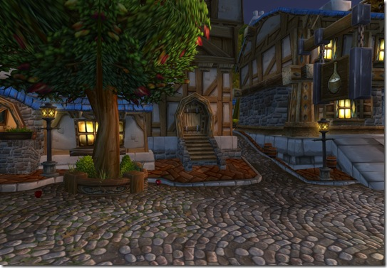 Stormwind - Trade District