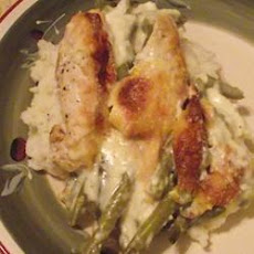 Chicken and Green Bean Casserole