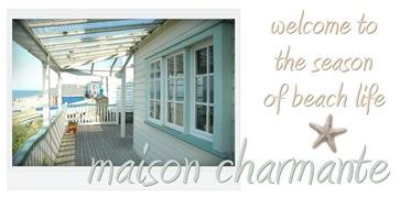 Maison Charmante header