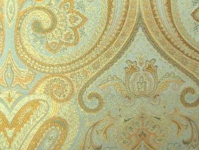 Celadon 19 (Paisley fabric)