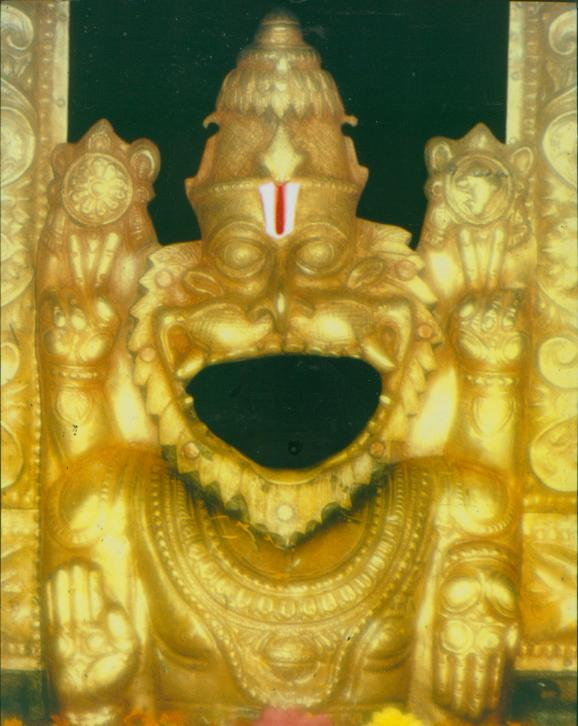 Panaka Narasimha Swamy Temple - God Who Drinks Panakam