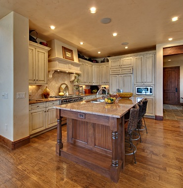Designing Your Dream Home Mountain Homes Kitchens
