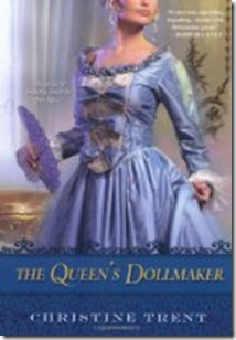 bookenddiaries.The Queen's Dollmaker