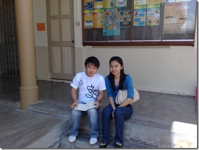 me and Xiao Hua