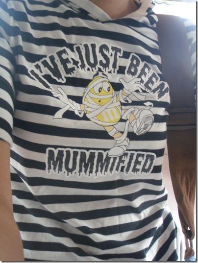 Mummified!!