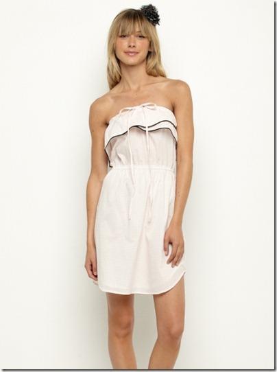 Hazelnut Sun Convertible Dress