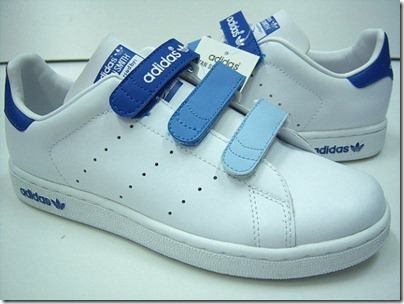 adidas stan smith with straps