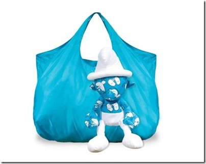 Bossini Smurf Premium Edition Tote Bag - HKD 199