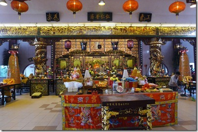 Tian Hou Palace, Melaka