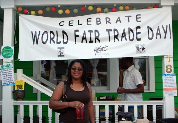 World Fair Trade Day!