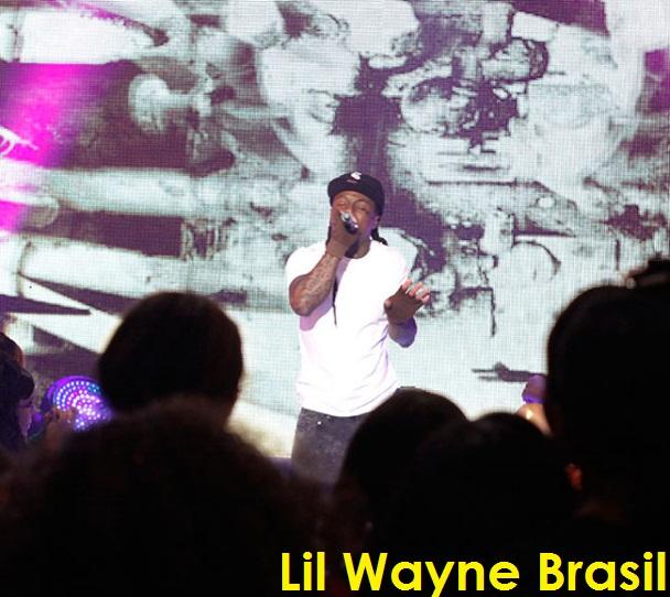 Lil Wayne no BET 106 & Park