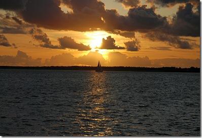 02.10.09 Sonnenuntergang