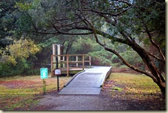 Board Walk trail head