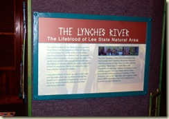 lynches river sign