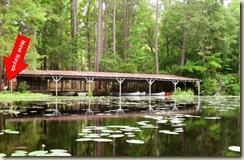 Boat Slip and Kayak