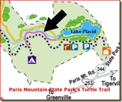 Turtle Trail Map