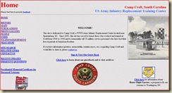 camp croft homepage