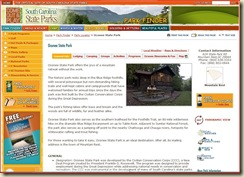 Oconee SP WebPage