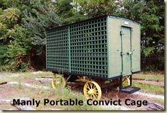 manly portable jail
