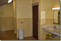 inside bath house