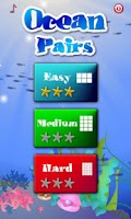 Screenshot of Ocean Pairs - Free