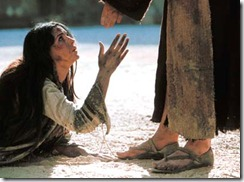 Jesus e a pecadora