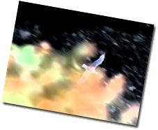 Volando lejos