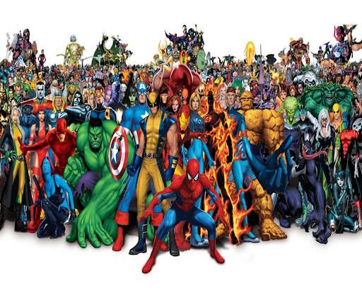 Marvel Comics 2