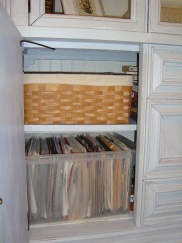 bookcase 041